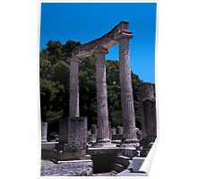 Ancient Olympia Poster