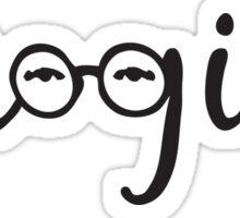 Imagine - John Lennon  Sticker