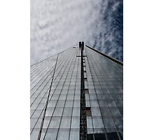 Shard Reflection Photographic Print