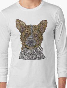 Welsh Corgi Long Sleeve T-Shirt