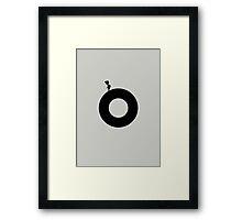 "Limbo #2 ""Hotel"" Framed Print"