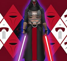 darth revan by ant  theory