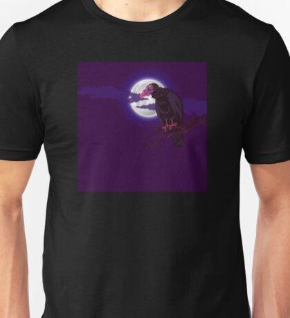 Eerie Vulture Unisex T-Shirt