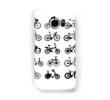 bike pattern Bicycle madness Samsung Galaxy Case/Skin