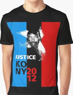 Justice KONY 2012 Graphic T-Shirt