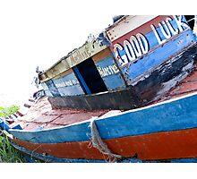 Good luck. Photographic Print