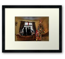 Do You Hear What I Hear Framed Print