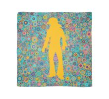 Psychedelic Seventies funky disco party Scarf