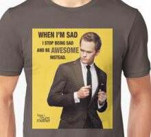 Awesome - HIMYM Unisex T-Shirt