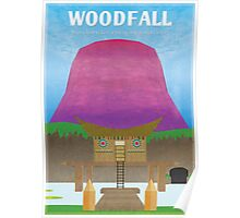 Majora's Mask - Woodfall Poster Poster