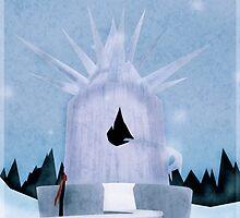 Majora's Mask - Snowhead Poster by jindesign
