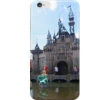 Banksy Dismaland Castle and Fountain iPhone Case/Skin