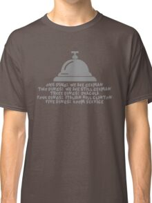 Craig Ferguson - Bell Classic T-Shirt