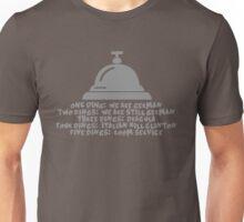 Craig Ferguson - Bell Unisex T-Shirt