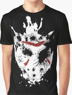 Crystal Lake Slasher Graphic T-Shirt