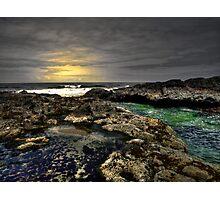All That Green Oregon Coast Photographic Print