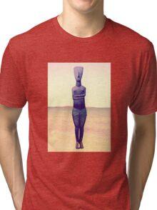 Venus Goddess of the sea Tri-blend T-Shirt