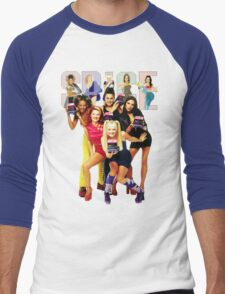 1 - 2 - 3 - 4 - 5 SPICE GIRLS! Men's Baseball ¾ T-Shirt