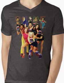 1 - 2 - 3 - 4 - 5 SPICE GIRLS! Mens V-Neck T-Shirt