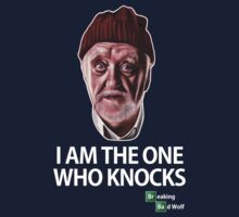 'I am the one who knocks' by James Hance