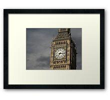 Big Ben 3 Framed Print