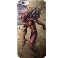 Angel at the Window iPhone Case/Skin