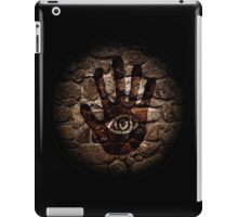 The Shadow Lord was here... iPad Case/Skin