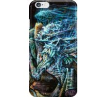 Angel Take iPhone Case/Skin