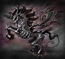 Apocalypse Unicorn by David Bollt