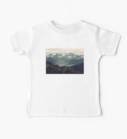 Mountain Fog Baby Tee