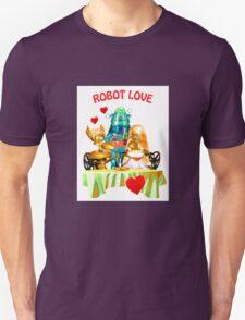 Robot Love (the shirt) T-Shirt