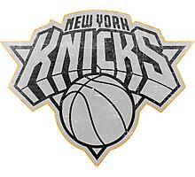Knicks New york sport Photographic Print