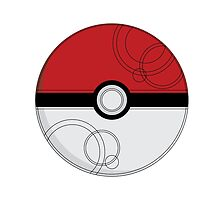 Pokeball by ObscureM