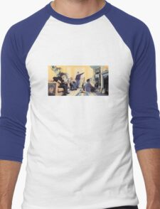 Oasis Men's Baseball ¾ T-Shirt