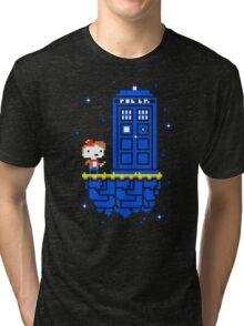 DOCTOR FEZ Tri-blend T-Shirt