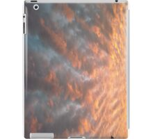 Spoon River Sky iPad Case/Skin