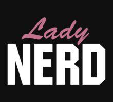 Lady Nerd by wizardoftees