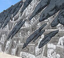 Wall art 16. by Anne Scantlebury