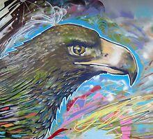 Wall art 17. by Anne Scantlebury