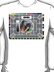 Test Card F T-Shirt T-Shirt