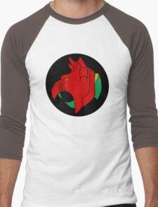 BattleCats Men's Baseball ¾ T-Shirt