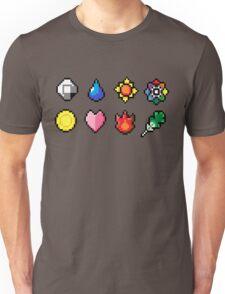 Indigo League Badges Unisex T-Shirt