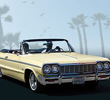 64 Impala by WildBillPho