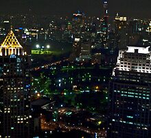 Bangkok On High by phil decocco