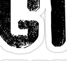 TGIF - Thank God Im Forgiven Sticker