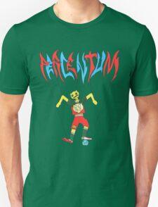 Percentum Soccer Puppet Unisex T-Shirt