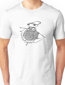 wool girl Unisex T-Shirt