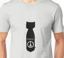 WAR IS PEACE.  (paris , eiffel) Unisex T-Shirt