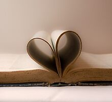 For the Love of Books by PopPopPhoto