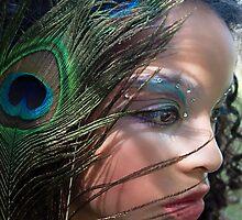 Pretty as a Peacock by Marny Barnes